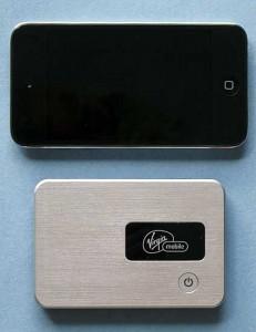 mifi with ipod