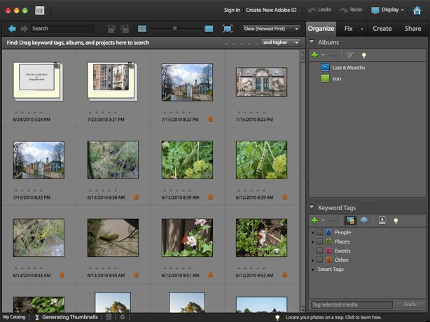 Photoshop Elements 9 Mac Organizer