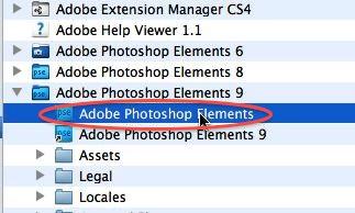 elements editor